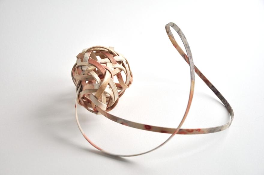 Isabelle Molénat - Knots collier 02